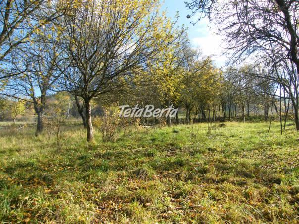 RE0102880 Pozemok / Orná pôda (Predaj), foto 1 Reality, Pozemky   Tetaberta.sk - bazár, inzercia zadarmo