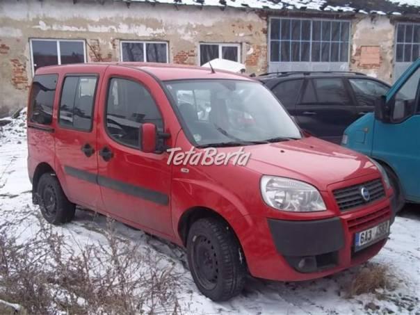 Fiat Dobló 1.3 Multijet Veškeré ND, foto 1 Auto-moto | Tetaberta.sk - bazár, inzercia zadarmo