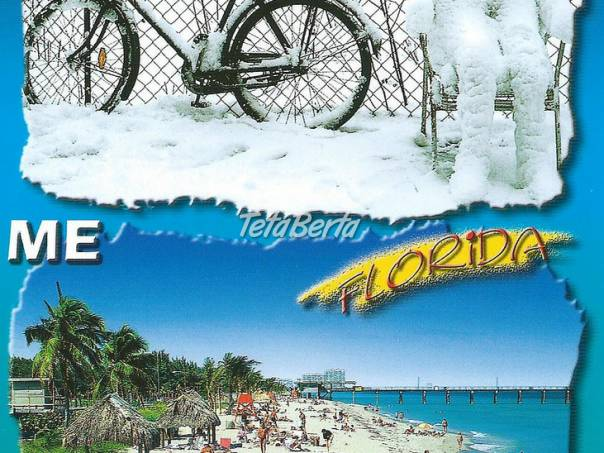 Jazykový pobyt na FLORIDE, foto 1 Hobby, voľný čas, Šport a cestovanie | Tetaberta.sk - bazár, inzercia zadarmo