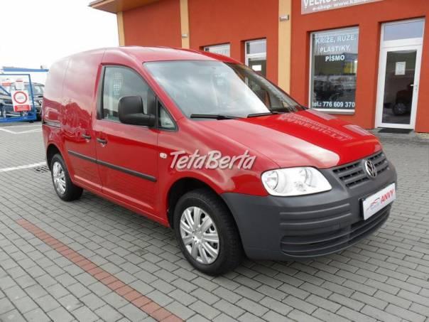 Volkswagen Caddy 1,9 TDI, DIGI KLIMA, foto 1 Auto-moto, Automobily | Tetaberta.sk - bazár, inzercia zadarmo