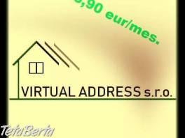 Virtuálne sídlo Košice , Obchod a služby, Spoločnosti na predaj  | Tetaberta.sk - bazár, inzercia zadarmo