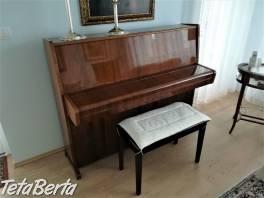 Predaj klavir August Forster , Hobby, voľný čas, Ostatné  | Tetaberta.sk - bazár, inzercia zadarmo