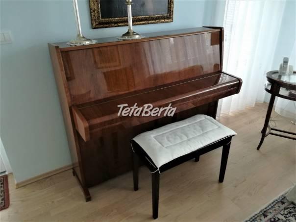Predaj klavir August Forster, foto 1 Hobby, voľný čas, Ostatné | Tetaberta.sk - bazár, inzercia zadarmo
