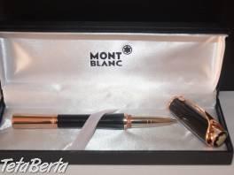 Luxusní kuličkové pero Mont Blanc-Grace Kelly , Móda, krása a zdravie, Hodinky a šperky    Tetaberta.sk - bazár, inzercia zadarmo