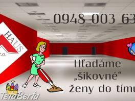 Ponuka práce na PZ, DOPČ, v Bratislave – upratovanie firmy , alebo upratovanie domácností  , Práca, Brigáda  | Tetaberta.sk - bazár, inzercia zadarmo