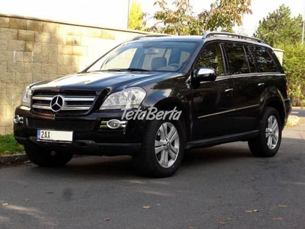 Mercedes-Benz Třída GL 320 CDI, foto 1 Auto-moto, Automobily   Tetaberta.sk - bazár, inzercia zadarmo
