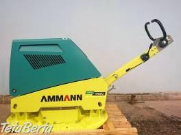 Vibračná  doska  AMMANN na prenájom ( predám na splátky )   , Poľnohospodárske a stavebné stroje, Stavebné stroje    Tetaberta.sk - bazár, inzercia zadarmo