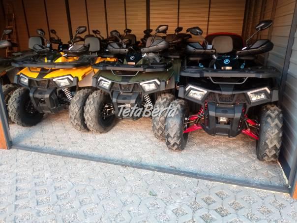 Atv Tao-motor 250, foto 1 Auto-moto, Štvorkolky   Tetaberta.sk - bazár, inzercia zadarmo
