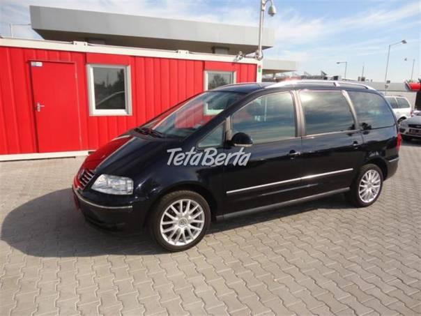 Volkswagen Sharan 2.0TDI 103kw HIGHLINE.7sed TOP, foto 1 Auto-moto, Automobily | Tetaberta.sk - bazár, inzercia zadarmo