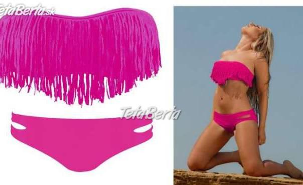 9c019fd3c Strapcové / strapcované plavky, foto 1 Móda, krása a zdravie, Oblečenie |  Tetaberta