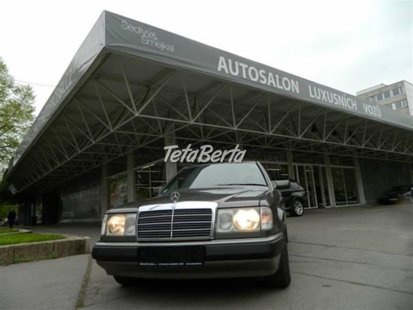Mercedes-Benz 124 300 CE  JAKO NOVÝ , foto 1 Auto-moto, Automobily | Tetaberta.sk - bazár, inzercia zadarmo