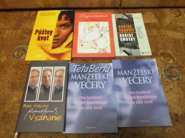 Predám knihy. , foto 1 Hobby, voľný čas, Film, hudba a knihy   Tetaberta.sk - bazár, inzercia zadarmo