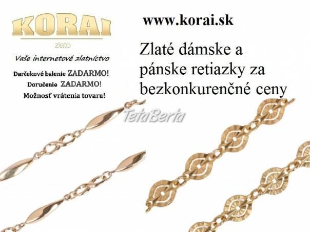 Retiazky zlaté KORAI 55d64a30031