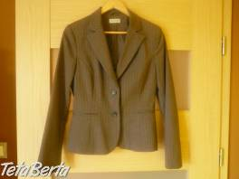 Predám veľmi pekné zachovalé sako + druhé grátis. , Móda, krása a zdravie, Oblečenie  | Tetaberta.sk - bazár, inzercia zadarmo