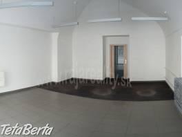 Obchodný priestor na Hlavnej ulici s výkladom , Reality, Kancelárie a obch. priestory  | Tetaberta.sk - bazár, inzercia zadarmo