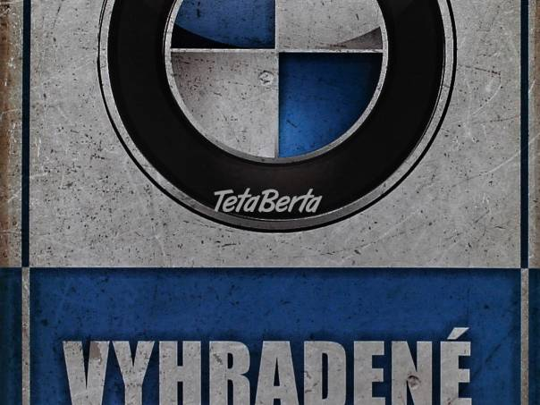 Vyhradené parkovanie - BMW, foto 1 Auto-moto, Automobily | Tetaberta.sk - bazár, inzercia zadarmo