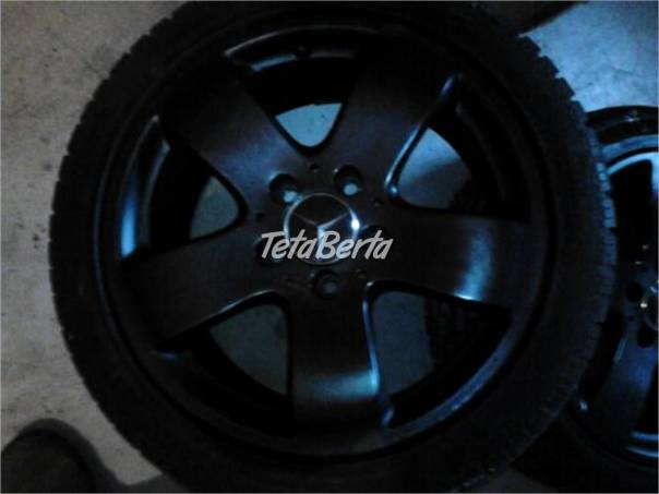 "Mercedes-Benz Třída A Alu kola 16"" orig.Mercedes , foto 1 Auto-moto | Tetaberta.sk - bazár, inzercia zadarmo"