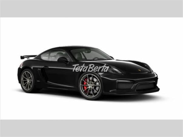 Porsche Cayman 3.8 GT4, foto 1 Auto-moto, Automobily | Tetaberta.sk - bazár, inzercia zadarmo