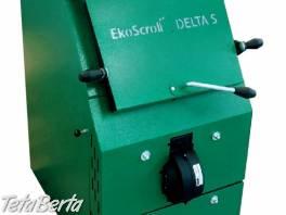 Kotel na dřevo a dřevní odpad EkoScroll DELTA S , Dom a záhrada, Kúrenie a ohrev    Tetaberta.sk - bazár, inzercia zadarmo