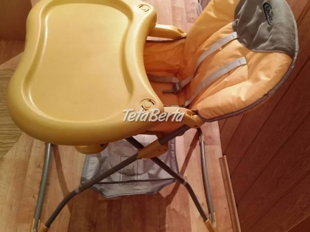 Predám detskú stoličku, foto 1 Pre deti, Ostatné | Tetaberta.sk - bazár, inzercia zadarmo