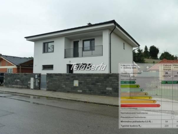 Energetický certifikát rodinného domu, bytového domu, .., foto 1 Reality, Domy | Tetaberta.sk - bazár, inzercia zadarmo