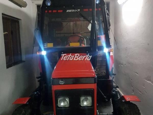 Zetor 7711, foto 1 Poľnohospodárske a stavebné stroje, Poľnohospodárské stroje | Tetaberta.sk - bazár, inzercia zadarmo