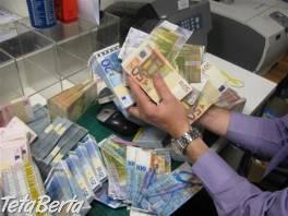 Ponúkame pôžicku všetkým, ktorí to potrebujú , Reality, Garáže, parkovacie miesta  | Tetaberta.sk - bazár, inzercia zadarmo