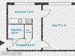 Na  predaj zrekonštruovaný 1 izbový byt v Dúbravke - Nejedlého   , Reality, Byty    Tetaberta.sk - bazár, inzercia zadarmo