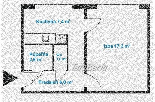 Na  predaj zrekonštruovaný 1 izbový byt v Dúbravke - Nejedlého  , foto 1 Reality, Byty | Tetaberta.sk - bazár, inzercia zadarmo