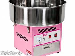Stroj na cukrovú vatu 52 cm SCV-1 , Elektro, Ostatné    Tetaberta.sk - bazár, inzercia zadarmo