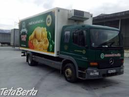 Mercedes Benz Atego 1323 , Dodávky a nákladné autá, Do 7,5 t  | Tetaberta.sk - bazár, inzercia zadarmo
