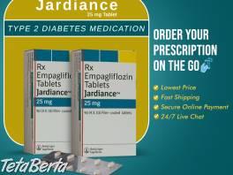 Jardiance 25 mg Tablet Price - kúpiť empagliflozín online , Móda, krása a zdravie, Starostlivosť o zdravie  | Tetaberta.sk - bazár, inzercia zadarmo