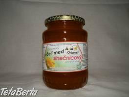 Slnečnicový včelí med priamo od včelára , Dom a záhrada, Ostatné    Tetaberta.sk - bazár, inzercia zadarmo