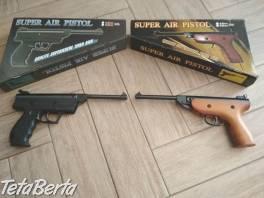 Vzduchová lámacia pištoľ Kandar , kaliber 5,5mm aj 4,5mm  , Hobby, voľný čas, Ostatné  | Tetaberta.sk - bazár, inzercia zadarmo