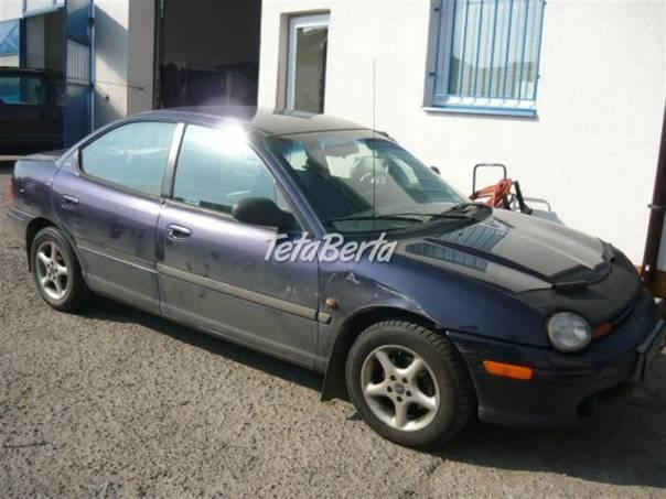 Chrysler Neon 2,0 16V - náhradní díly z vozu, foto 1 Auto-moto, Automobily | Tetaberta.sk - bazár, inzercia zadarmo