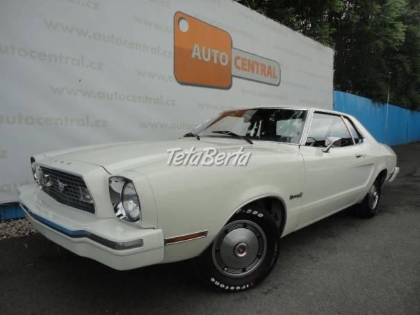 Ford Mustang II 2.8 V6 TOP stav, foto 1 Auto-moto, Automobily | Tetaberta.sk - bazár, inzercia zadarmo
