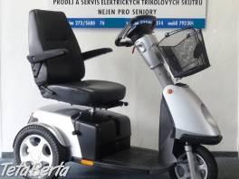 Elektrické skútry pro seniory a handicapované , Auto-moto, Štvorkolky  | Tetaberta.sk - bazár, inzercia zadarmo