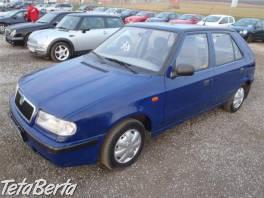 Škoda Felicia 1.3 LX, ČR
