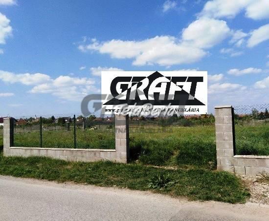 GRAFT ponúka Stavebný pozemok v Bernolákovo , foto 1 Reality, Pozemky | Tetaberta.sk - bazár, inzercia zadarmo
