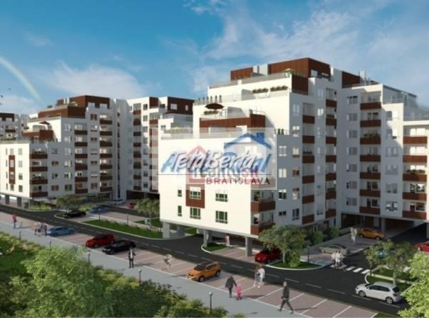 Ponúkame na predaj 1 - izbový byt s garážovím státim, NOVOSTAVBA, 1.etapa projekt Nobelova, Nové Mesto, Bratislava III. , foto 1 Reality, Byty   Tetaberta.sk - bazár, inzercia zadarmo