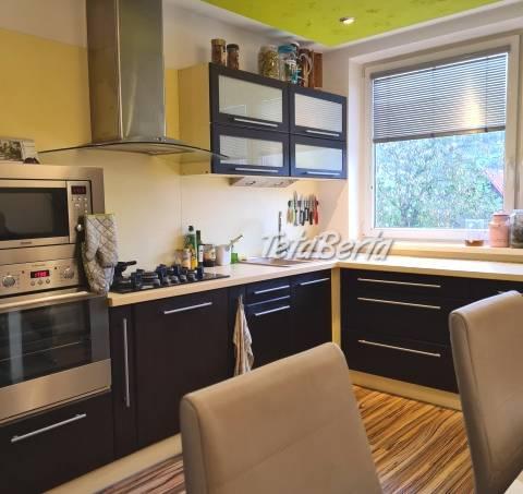 4 izbový byt v tehlovej bytovke, garáž, záhradka, rekonštrukcia, foto 1 Reality, Byty   Tetaberta.sk - bazár, inzercia zadarmo