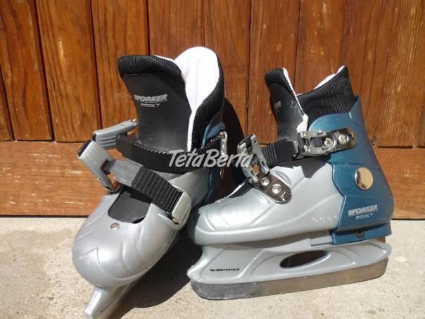 Predám detské korčule na ľad. 648694037e3
