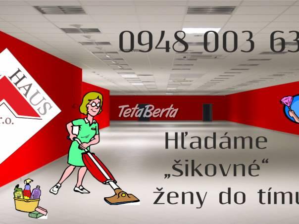 Ponuka práce gazdinka do domácnosti, foto 1 Práca, Ostatné | Tetaberta.sk - bazár, inzercia zadarmo
