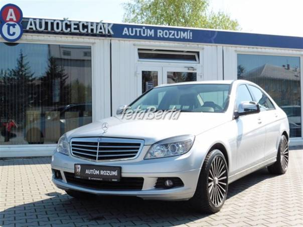 Mercedes-Benz Třída C 1,8 KOMPRESSOR GPS NAVI, foto 1 Auto-moto, Automobily | Tetaberta.sk - bazár, inzercia zadarmo