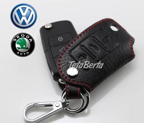 Volkswagen škoda - koženy obal na klúč, foto 1 Auto-moto, Náhradné diely a príslušenstvo | Tetaberta.sk - bazár, inzercia zadarmo