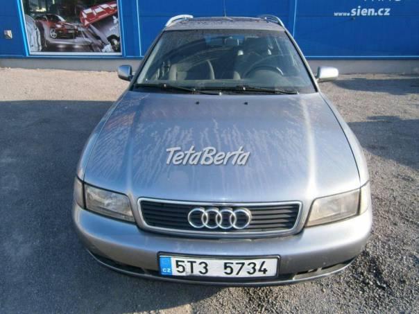 Audi A4 Avant 1,9 Tdi 81kw automat, foto 1 Auto-moto, Automobily | Tetaberta.sk - bazár, inzercia zadarmo