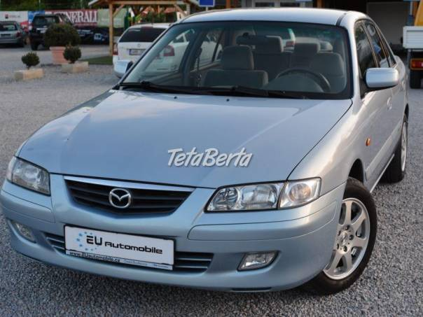 Mazda 626 1.8i, foto 1 Auto-moto, Automobily | Tetaberta.sk - bazár, inzercia zadarmo