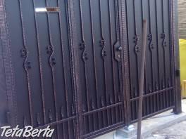 Kované brány polty zábradlia , Dom a záhrada, Brány a ploty  | Tetaberta.sk - bazár, inzercia zadarmo