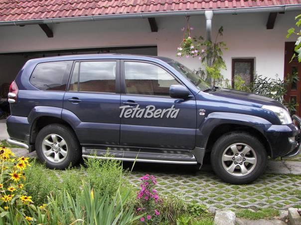Toyota Land Cruiser 120, foto 1 Auto-moto, Automobily | Tetaberta.sk - bazár, inzercia zadarmo