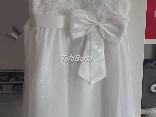 Biele saty, foto 1 Pre deti, Detské oblečenie | Tetaberta.sk - bazár, inzercia zadarmo